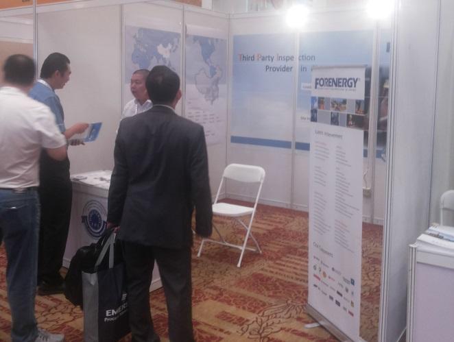 威能参展API北京2013石油大会
