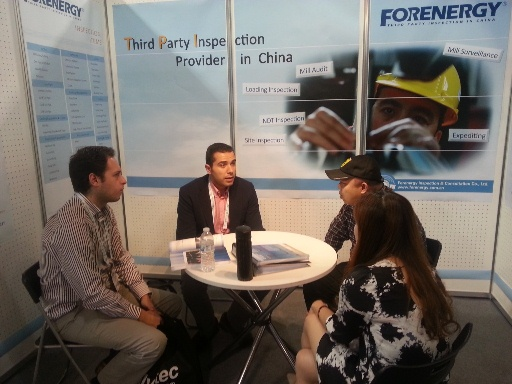 Forenergy Attend The OTC 2013 in Houston, TX