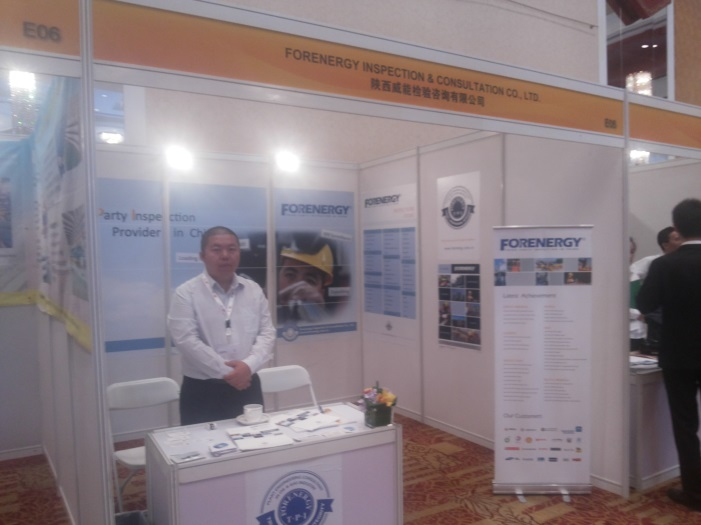 Forenergy Attended API Beijing 2013